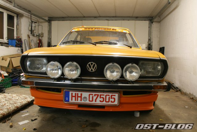 Passat 32 1976 rallye Scheinwerfer