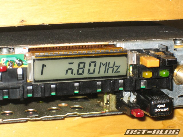 Philips 994 Display