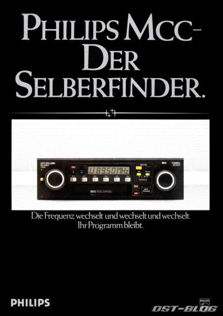 Philips 994 selberfinder