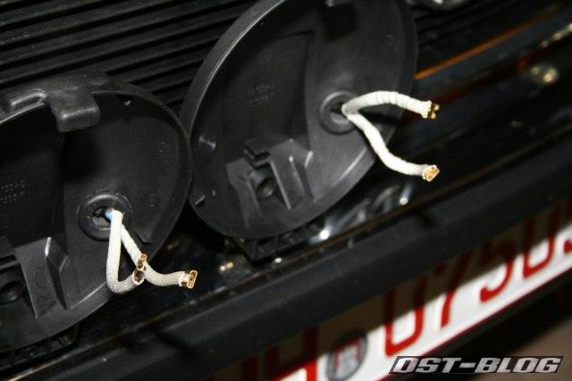 Verkabelung Zusatzscheinwerfer Passat 32 Rallye