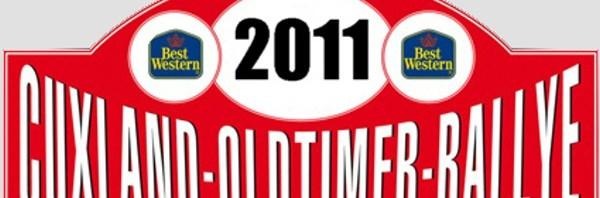 cuxland oldtimer rallye 2011 logo