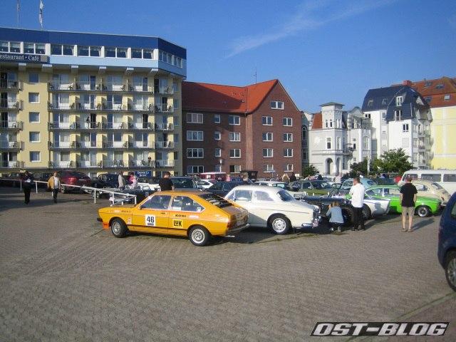Cuxland Oldtimer Rallye 2011 1