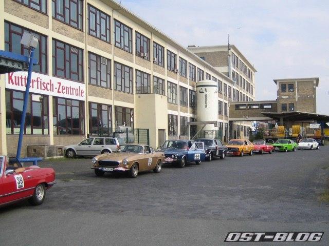 Cuxland Oldtimer Rallye 2011 12