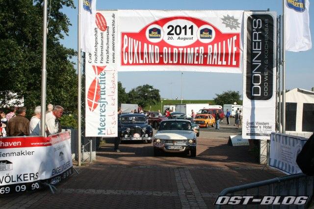 Cuxland Oldtimer Rallye 2011 3