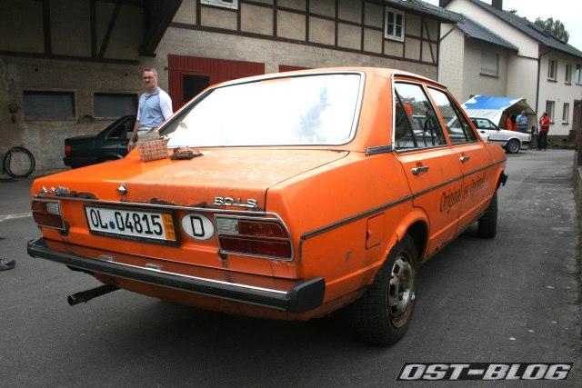 Kaleu 2011 Audi 80