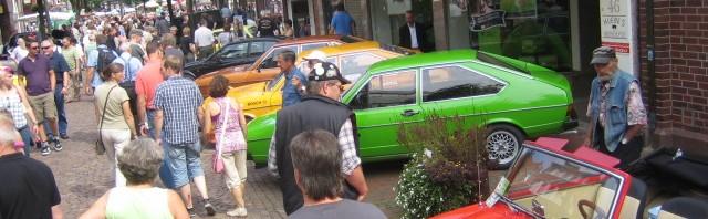 Oldtimertreffen winsen-Luhe 2011 passat