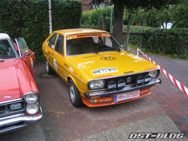 Passat 32 1976 Rallye Apensen Charity 2011