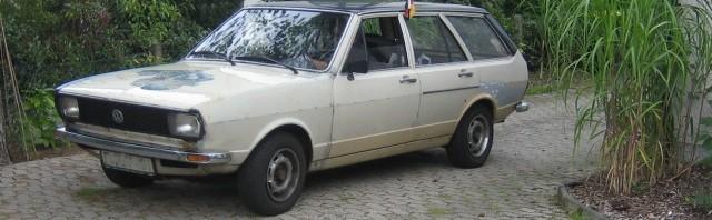 Passat variant 33 1974
