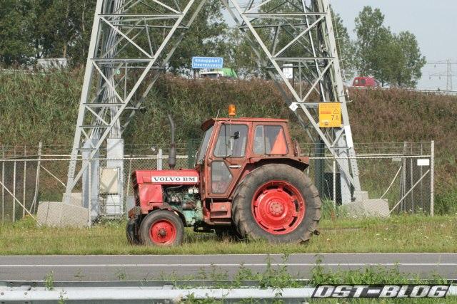 Volvo BM Traktor