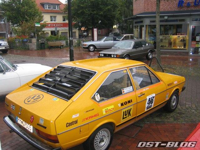 Passat 1976 32 Rallye Rotenburg