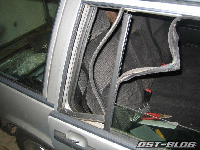 Türfenster Volvo 940 Strebe