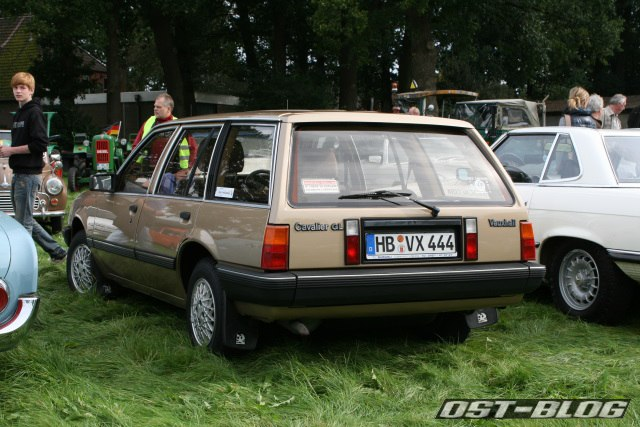 Vauxhall Cavalier Estate