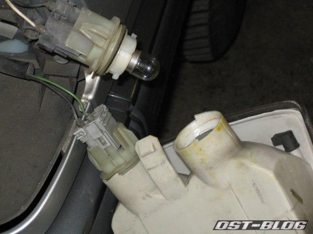 Volvo 940 glühbirne standlicht