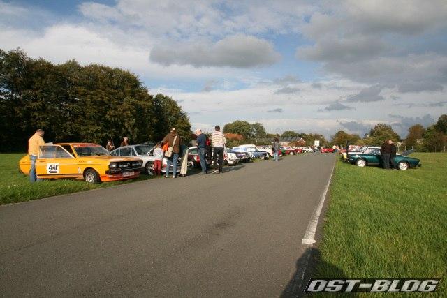 Ziel Rallye Rotenburg