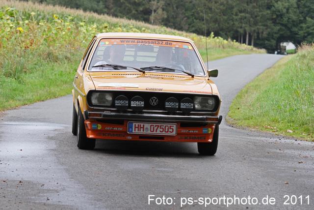 ps-sportphoto Passat 32 Rallye 1976 3