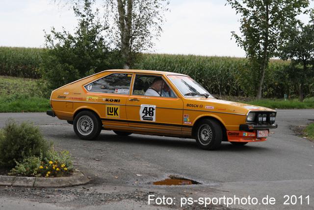 ps-sportphoto Passat 32 Rallye 1976
