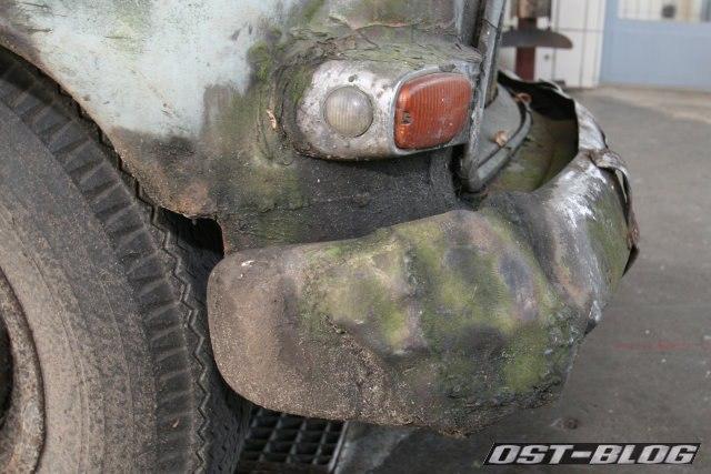 Opel Olympia oldtimer-tankstelle 3