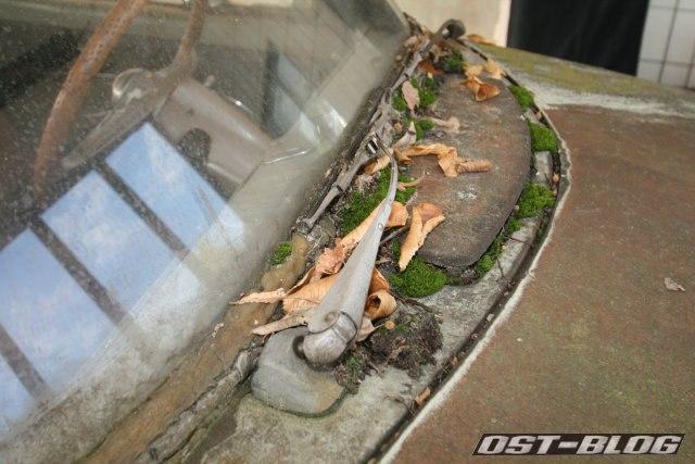 Opel Olympia oldtimer-tankstelle 4