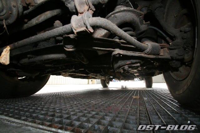 Opel Olympia oldtimer-tankstelle 6