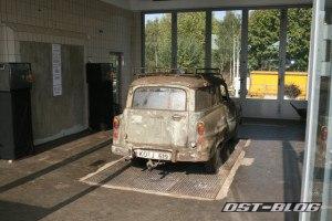 Opel Olympia oldtimer-tankstelle 7