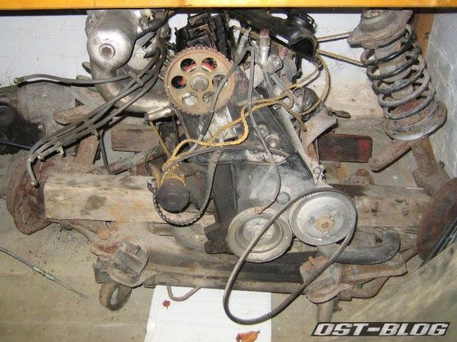 Passat GLI Motor Nockenwelle