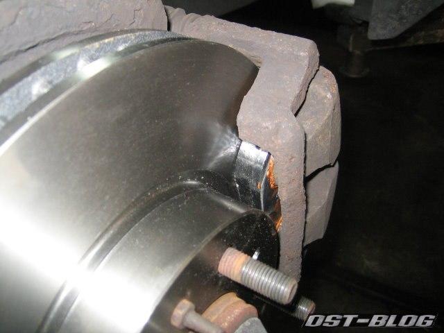 Bremsbeläge Volvo 940 neu