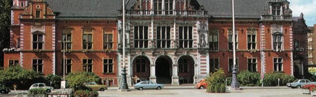 Hamburg Harburg Rathaus Passat 1974 32