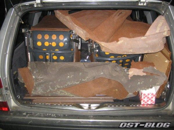 Passat 32 Innenausstattung Volvo