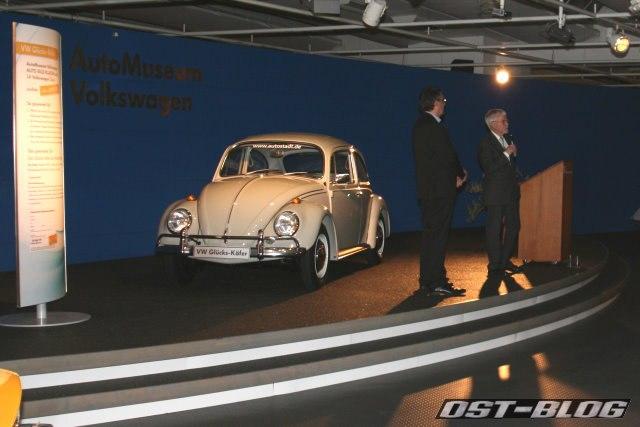 Super-VW eröffnung