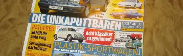 Autobild klassik januar 2012