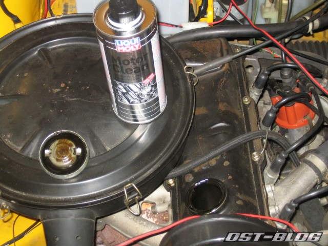 Passat 1976 Motor Clean
