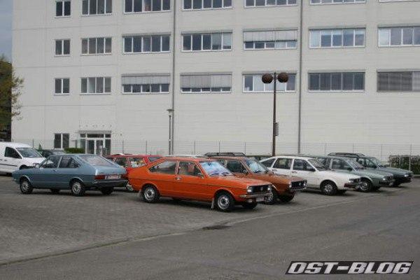 VW Passat 1974 automuseum
