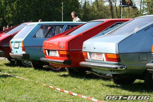 VW Passat 1974 braunschweig
