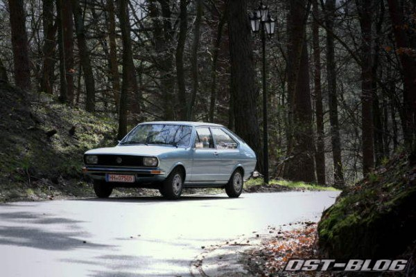 VW Passat 1974 ost-blog
