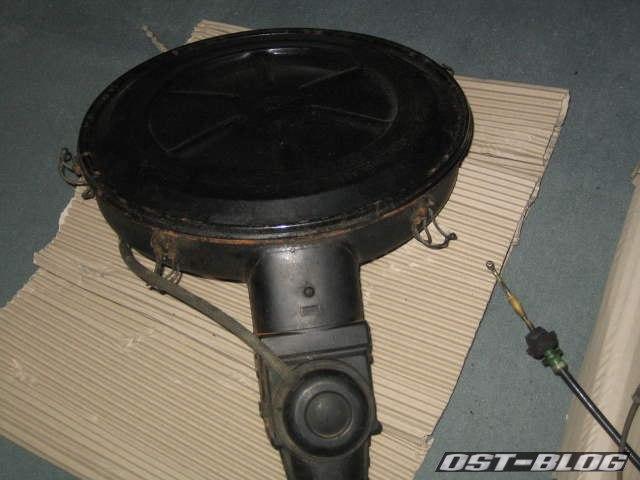 Luftfilter 2B2-Vergaser Passat 32 1976