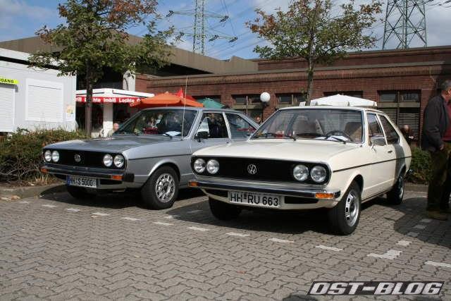 Passat GLS 1977 TS 1974