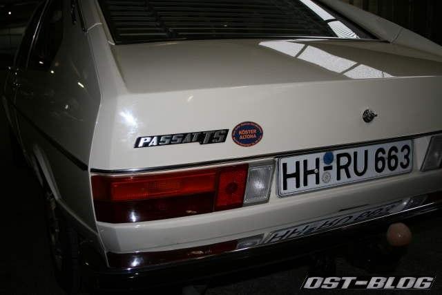 Passat TS 1974 heck
