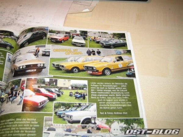 VW Scene kaleu 2011