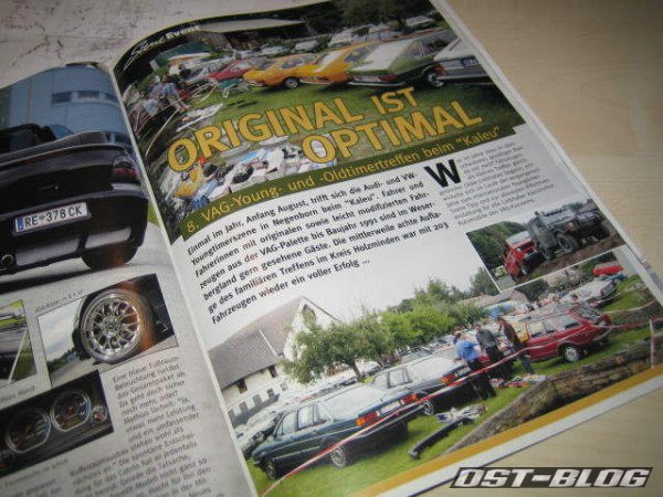VW Scene kaleu treffen 2011