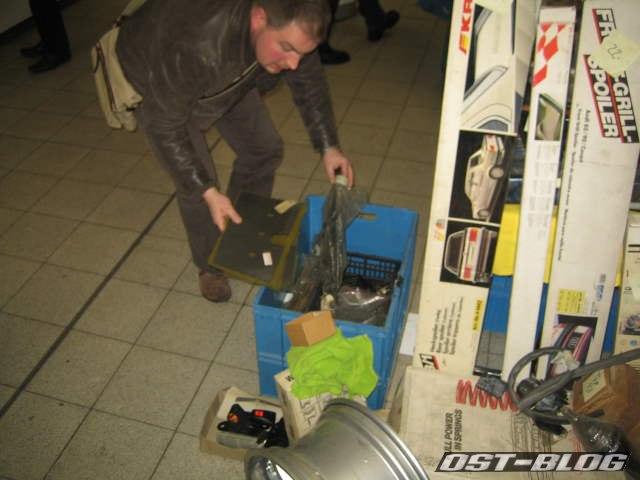 Bremen classic Motorshow 2012 Teile