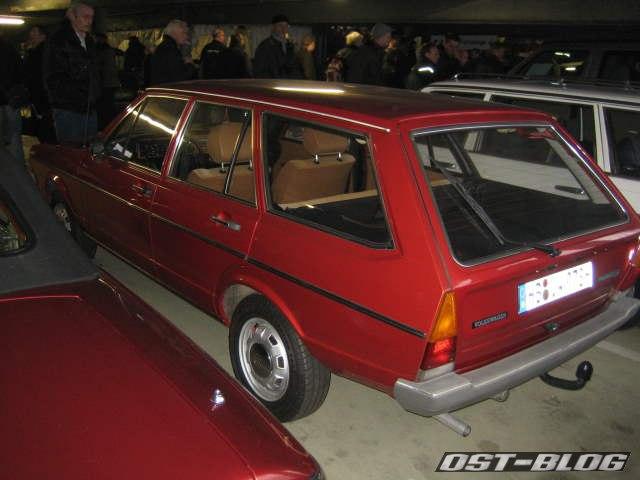 Bremen classic Motorshow 2012 passat variant