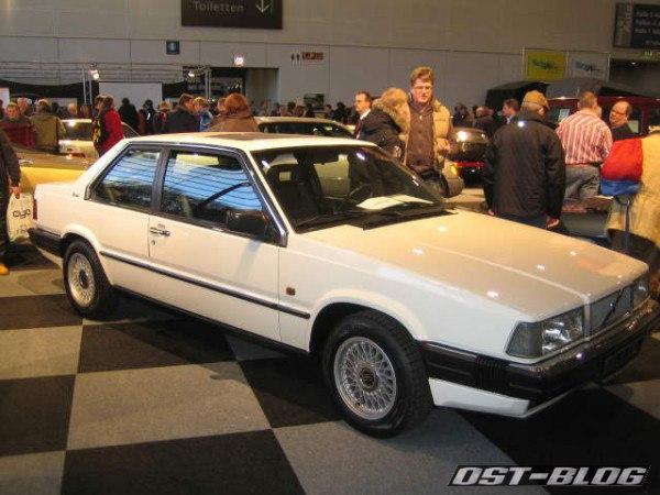 Bremen classic Motorshow 2012 volvo 780