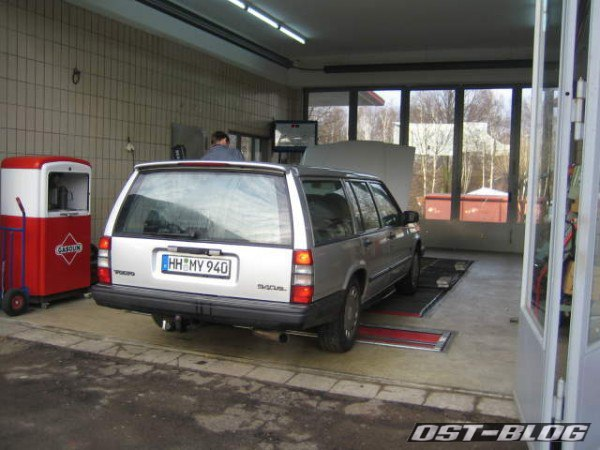 Volvo 940 HU