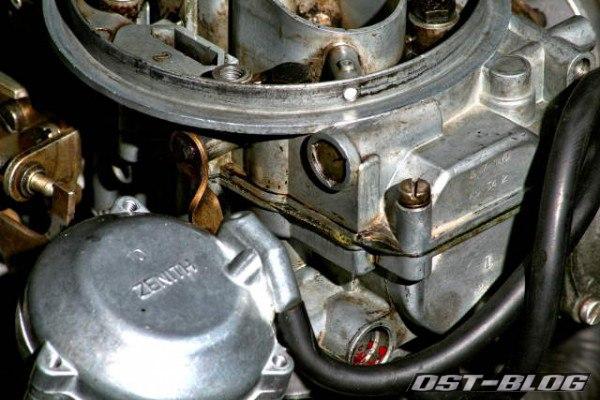 Passat 32 1976 Zenith Vergaser 2B2