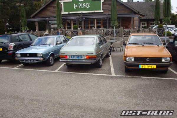 Passat Meeting Laaren 1
