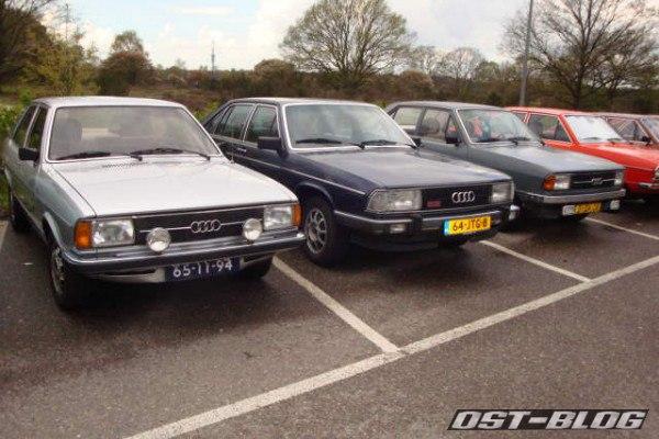 Passat Meeting Laren Audi