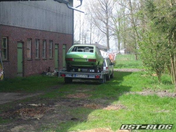 Passat TS Volvo 940