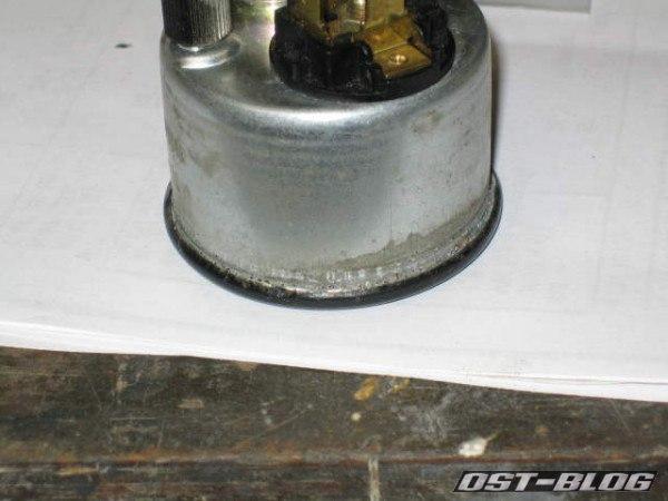VDO Öldruckanzeige Ring neu