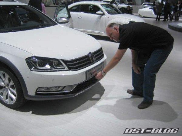 VW Passat Alltrak Lüftungsgitter