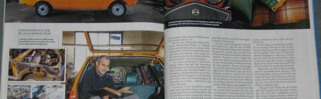 VW Passat 33 Variant Youngtimer 2/12